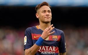 Neymar seguirá en el FC Barcelona hasta el 2021