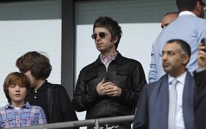 Noel Gallagher estará en el Manchester City-Barça de esta semana