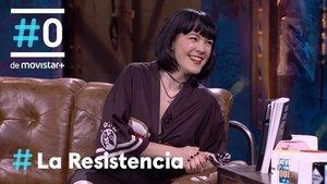 Noemí Casquet pone patas arriba a La Resistencia con sus conversaciones sobre la sexualidad | Youtube