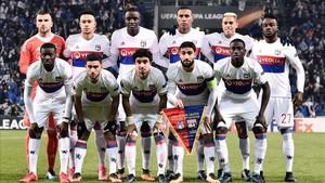 El Olympique de Lyon sobrevive ahora a base de su cantera