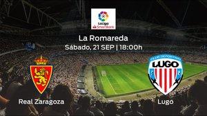 Previa del encuentro: el Real Zaragoza recibe en su feudo al Lugo