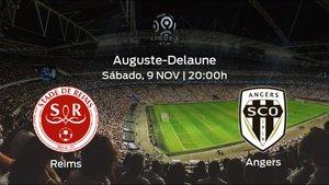 Previa del partido de la jornada 13: Stade de Reims - SCO Angers