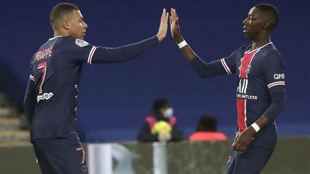 El PSG pasa por encima del Mónaco