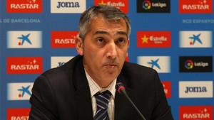 Ramon Robert ve al Espanyol arriba en cinco años