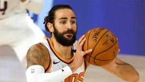 Ricky Rubio y los Suns protagonizaron un brutal 8-0 que se quedó sin premio