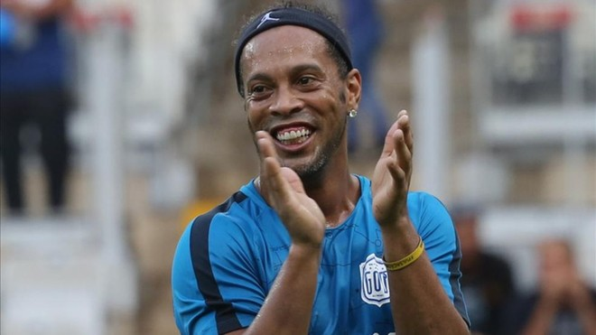 Ronaldinho, ¿candidato a senador?