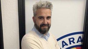 Rubén Alcaine, presidente de la ACFF