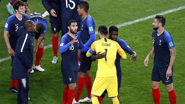 Rusia 2018 | Un solitario gol de Mbappé otorgó la victoria a Francia ante Perú