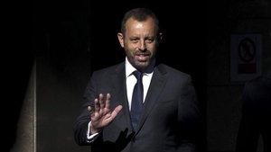 Sandro Rosell pide salir en libertad bajo fianza