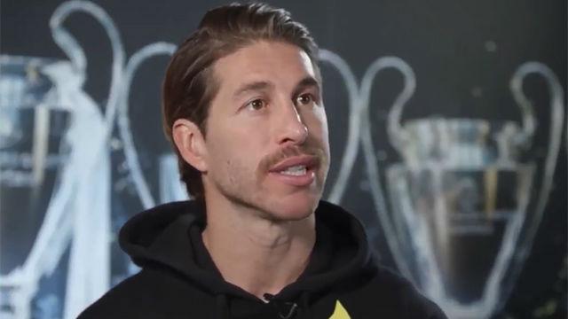 Sergio Ramos: ¿Podrían hacer un Balón de Oro solo para Cristiano y Messi