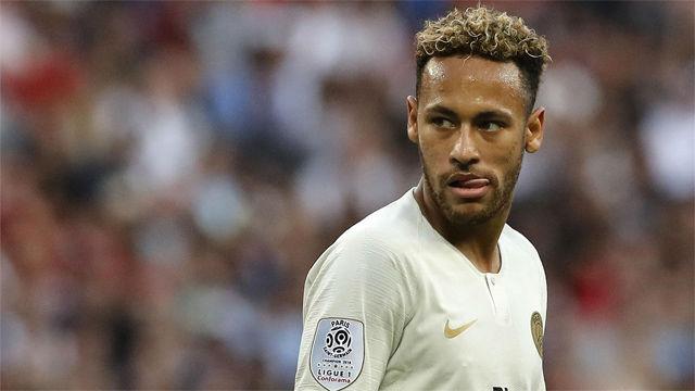 El show de Neymar ante el Niza