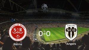 El Stade de Reims y el SCO Angers solo suman un punto (0-0)