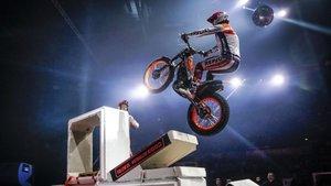 Toni Bou, el equilibrista de la moto