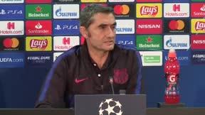 Valverde responde a Luis Suárez