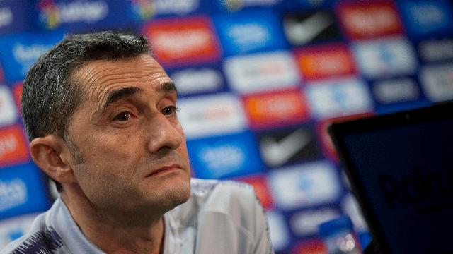 Valverde: El Sevilla es un equipo muy solvente