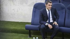 Valverde tiene una carta todavía por usar