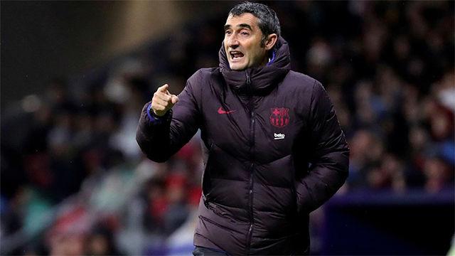 Valverde: En el Wanda siempre se sufre