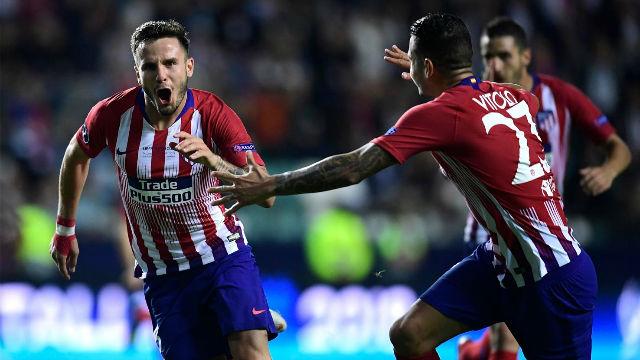 Vea las mejores imágenes del Atlético - Real Madrid de la Supercopa de Europa