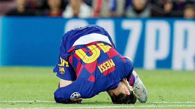 El video de un quiero y no puedo: así fue el Barça-Slavia