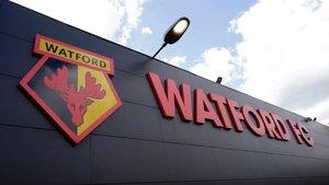 El Watford inglés polemiza en el regreso de la Premier