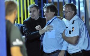 Zdravko Mamic ya tuvo problemas en el Dinamo de Zagreb en 2011