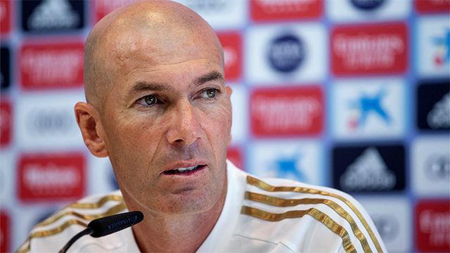 Zidane no contempla la salida de Keylor Navas