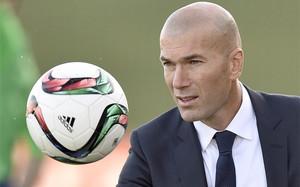 Zidane tiene claro que el juego del Real Madrid debe basarse en la posesión del balón