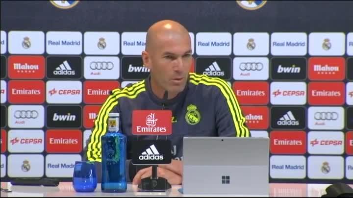 Zidane habló sobre Cristiano, Carvajal y Neymar de cara a la eliminatoria de Champions League