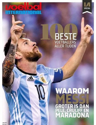 La revista Voetbal International