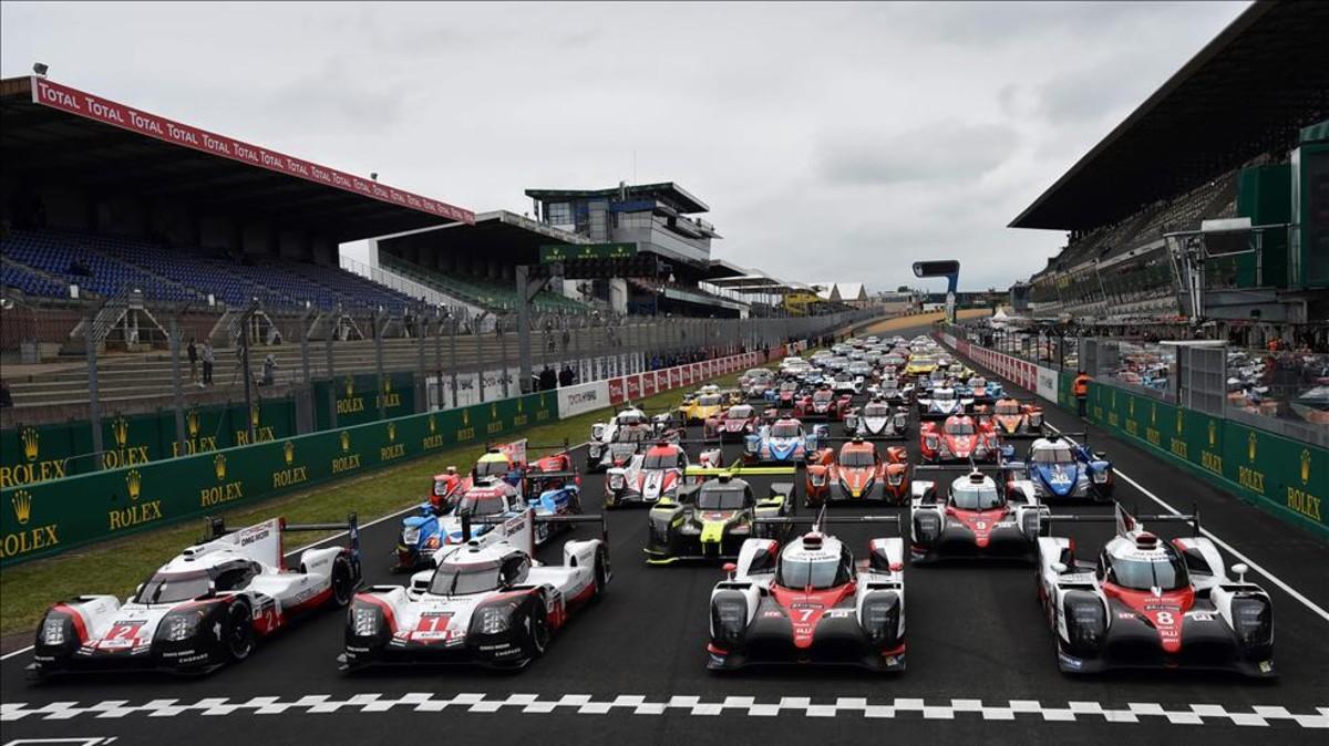 Guía y horarios para seguir las 24 Horas de Le Mans