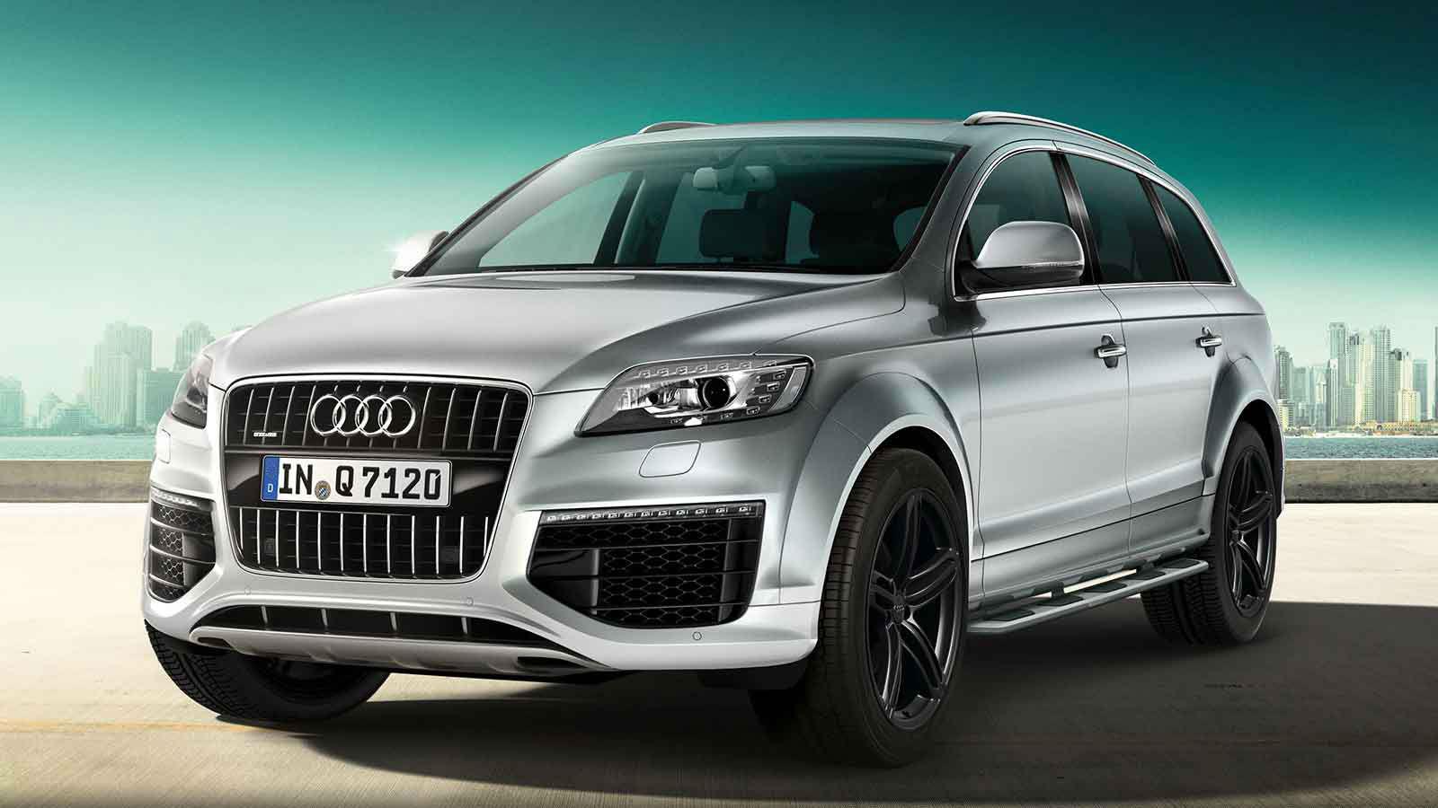 Audi Q7, el coche que llevará media plantilla del FC Barcelona