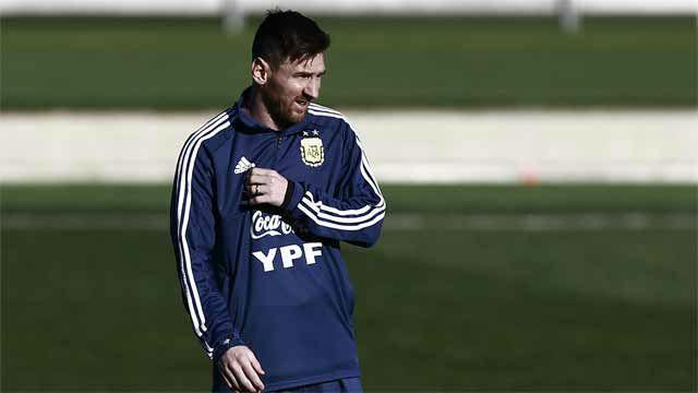 1754a53c72b3 El vídeo de la espectacular promoción de Argentina por la vuelta de Messi