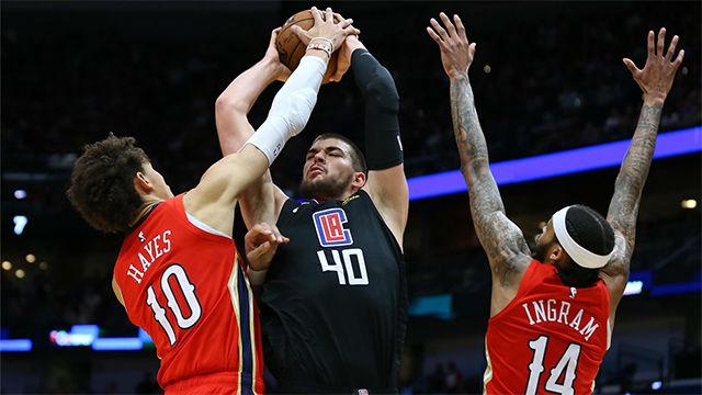 Ajustada victoria de los Clippers en casa de New Orleans