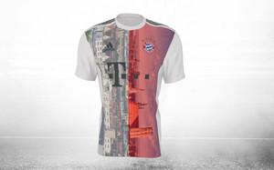 Algunos modelos de camisetas propuestos por aficionados de todo el mundo 7c406859de9fa