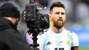 Argentina depende de Leo Messi