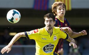 Arizmendi deja el Deportivo de la Coruña