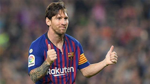 Así cantaron las radios el golazo de Messi ante el Sevilla