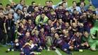 El Barça ganó la Champions en 2015