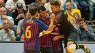 El Barça Lassa, expectante de cara al sorteo de la Champions