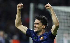 Bartra continuará en el Barcelona