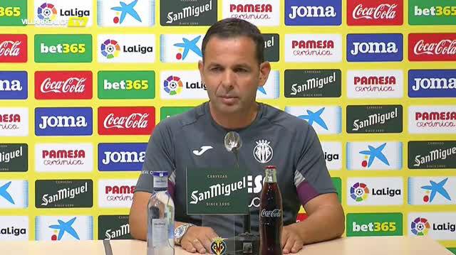 Calleja: No creo que el Barcelona vaya a bajar los brazos