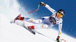 La campeona del descenso, Sofia Goggia