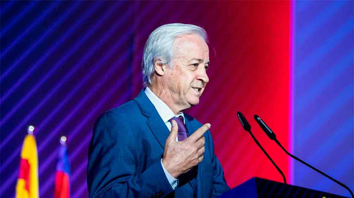 Carles Tusquets: Las elecciones serán alrededor de las fechas de Navidad