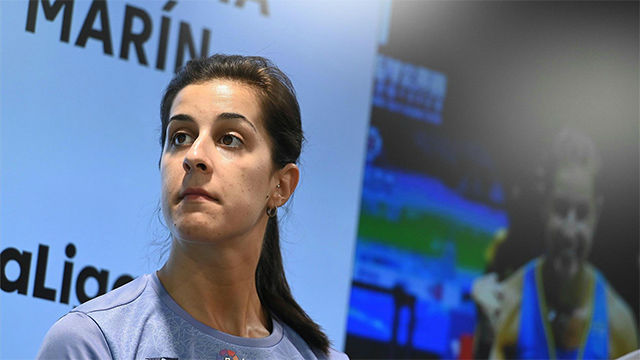Carolina Marín: Espero ser incluso mejor que antes