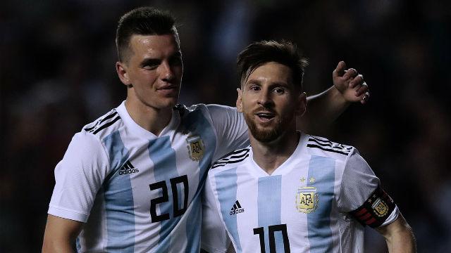 Lo Celso: Es un privilegio jugar con Messi