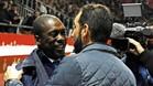 Clarence Seedorf, entrenador del Deportivo, sigue siendo optimista de cara a la salvar la categoría