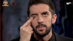 David Broncano molesto con las noticias sobre Adriana Ugarte
