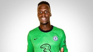 Edouard Mendy ya es oficialmente portero del Chelsea FC