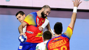 España se mide a Eslovenia tras ganar a Macedonia
