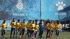 El Espanyol ultima su preparación para medirse al Villarreal